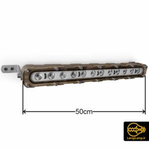 وال واشر ال ای دی ۱۲ وات طول ۵۰ سانتیمتر IP65