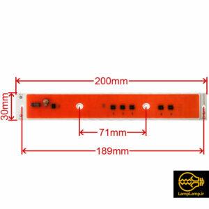 ال ای دی فول اسپکتروم خطی ۸۰ وات ۲۲۰ ولت