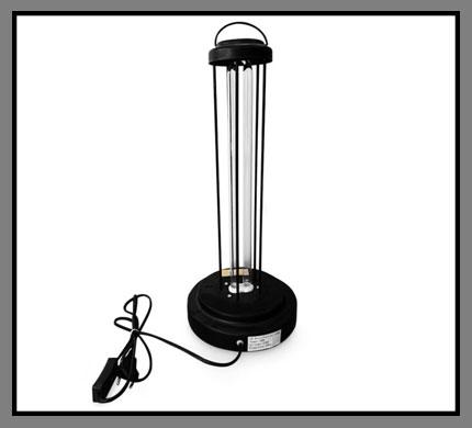 دستگاه ضد عفونی کننده سطوح ۳۸ وات پرتابل